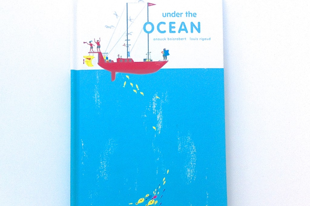 MAKI:minimag_Under the ocean_summer reading list