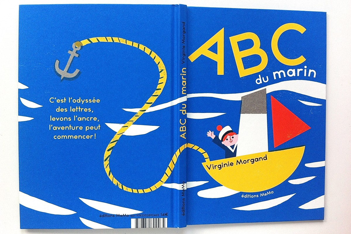MAKI:minimag_ABC du marin_Virginie Morgand_summer reading list