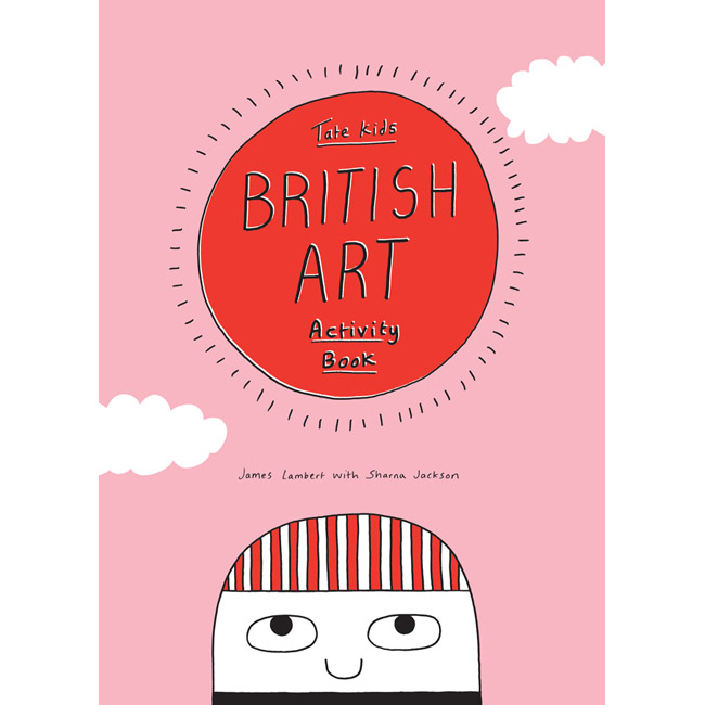 MAKI:wishlist*tate_british_art_activity_book